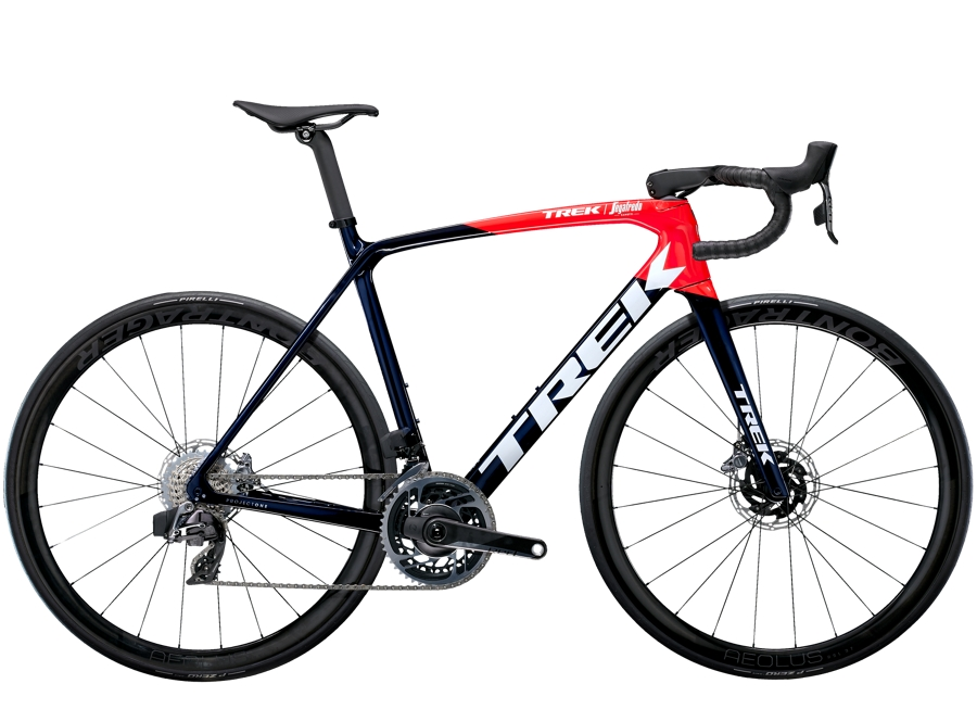 Trek Émonda SLR 9 eTap 62 Navy Carbon Smoke/Viper Red