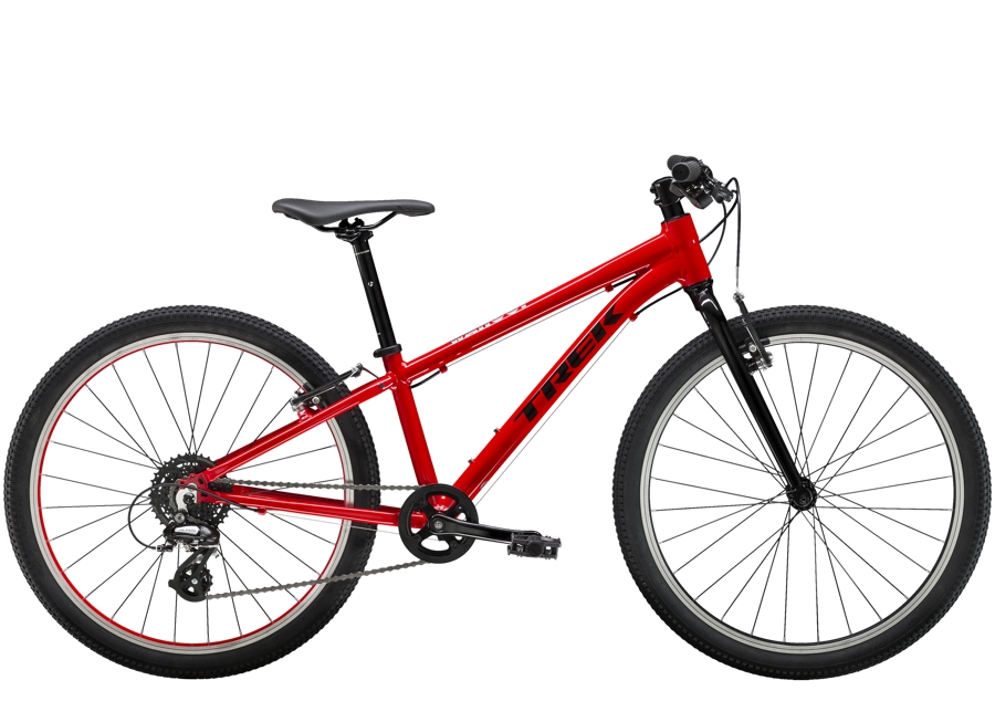 Trek Wahoo 24 24  wheel Viper Red/Trek Black