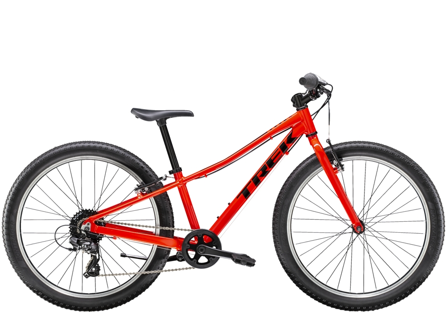 Trek Precaliber 24 8-speed 24  wheel Radioactive Red