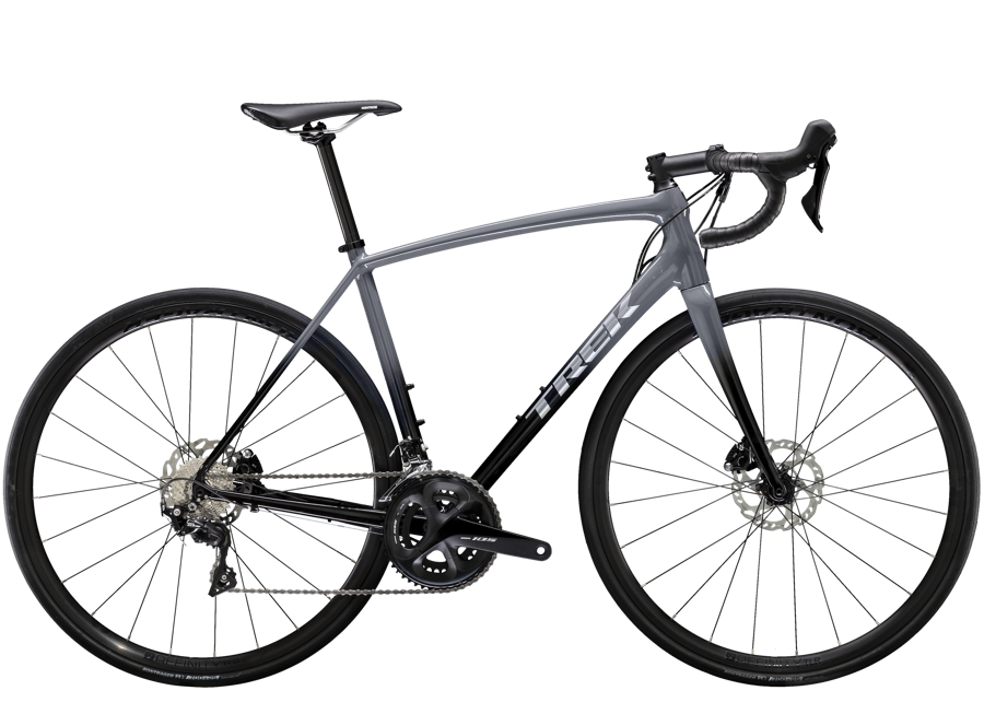 Trek Émonda ALR 5 47 Slate to Trek Black Fade